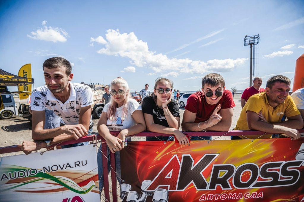Чемпионат России по автозвуку в формате BTL. AKross - партнер сезона 2020