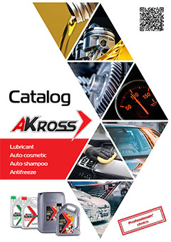 AKross product catalog