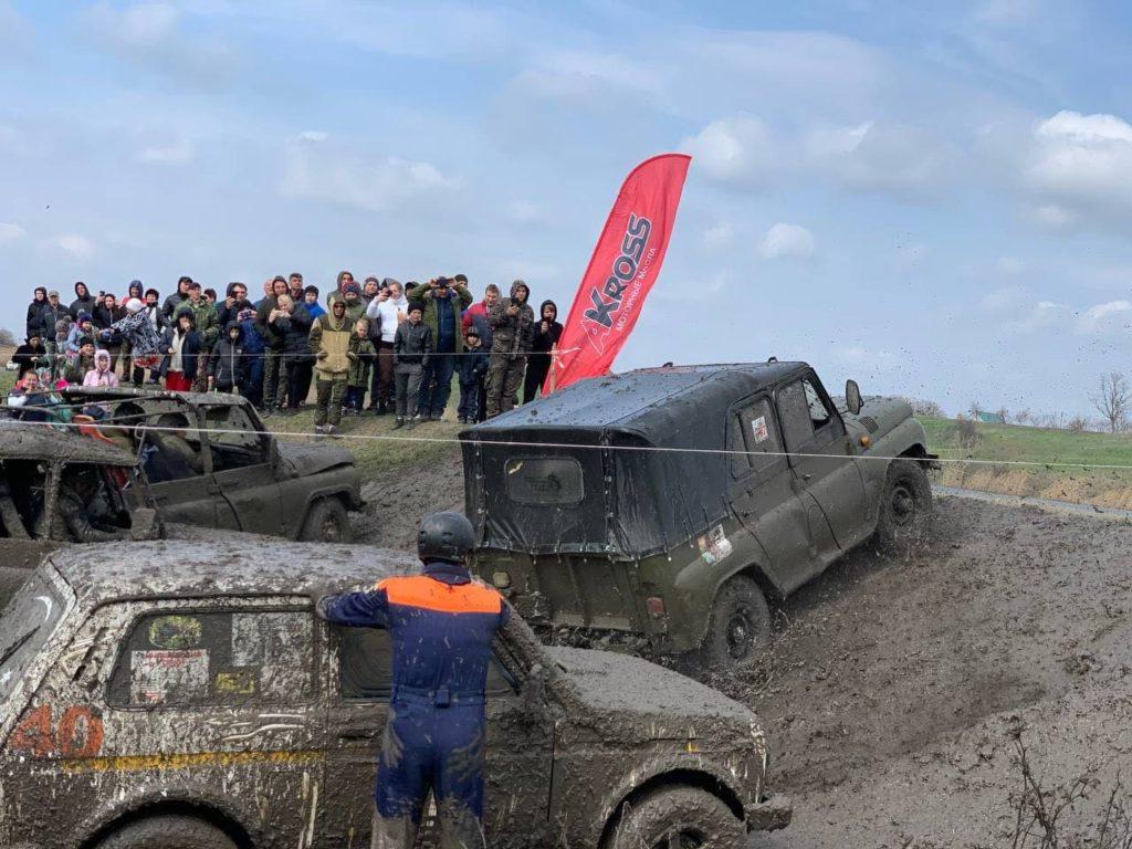 Трофи-спринт 2021. 1 этап в станице Новокорсунской.