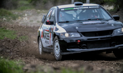 3 этап Rally Battle в Абрау-Дюрсо 2021